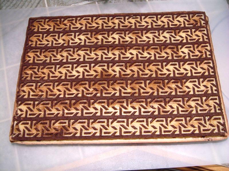 Le Plein Des Sens Marquise Au Chocolat Moule Cake Tablette Et Tapis Relief